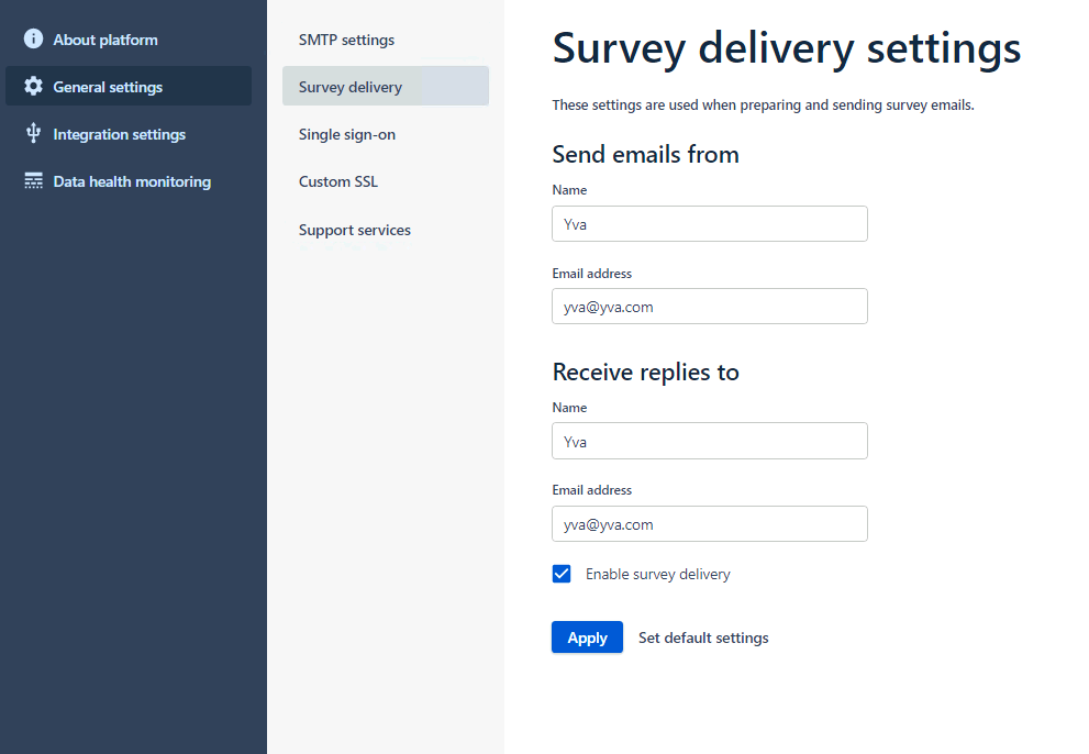 Survey delivery-1
